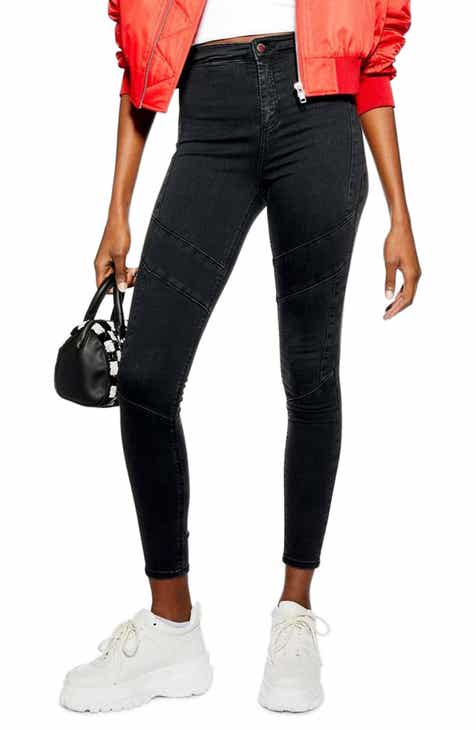 PAIGE Transcend - Verdugo Ultra Skinny Jeans (Black Shadow) by PAIGE