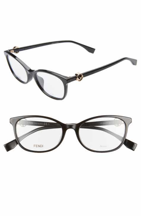 9bca6a0ed3 Fendi 53mm Optical Glasses