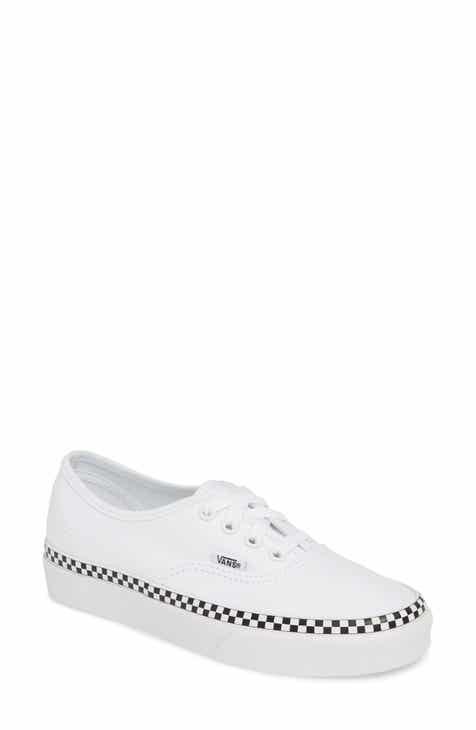 be39ad97676f Vans Authentic Check Foxing Sneaker (Women)