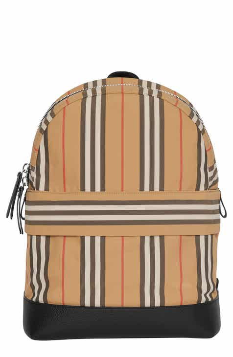 3f6d114ee4 Burberry Nico Archive Stripe Backpack (Kids)
