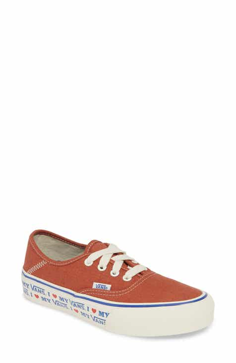 fa16cdad038b61 Vans Authentic Salt Wash Sneaker (Women)