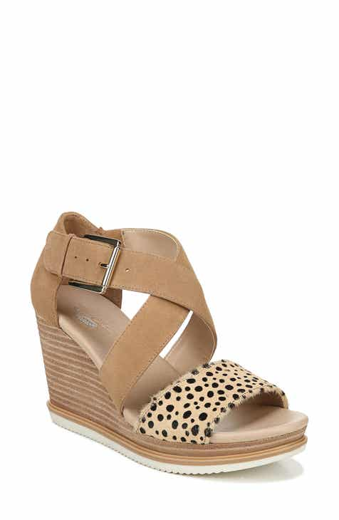 055a57c6cde Dr. Scholl s Sweet Escape Wedge Sandal (Women)