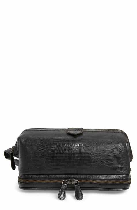d93bfefcf645 Ted Baker London Leather Travel Kit