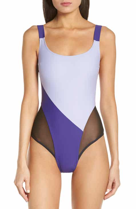 Chromat Delta x Duotone One-Piece Swimsuit by CHROMAT