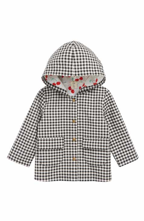 7b770f56dde6 Tucker + Tate Gingham Hooded Jacket (Baby)
