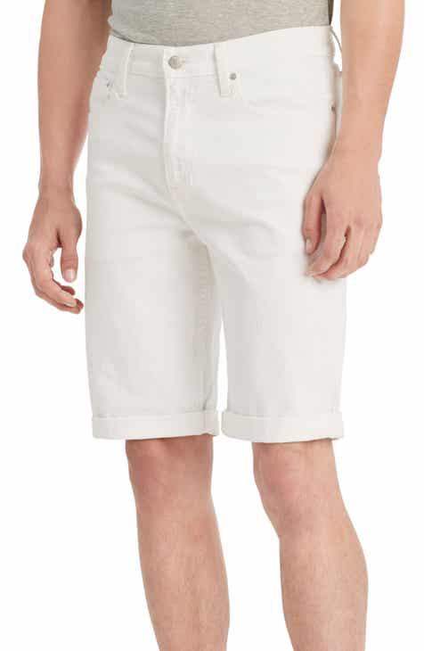 Calvin Klein Jeans Slim Fit Denim Shorts