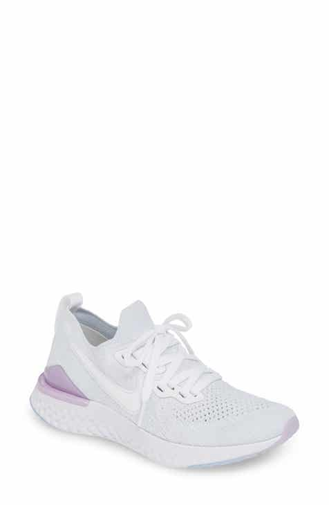 Nike Epic React Flyknit 2 Running Shoe (Women) 8ffe748cc