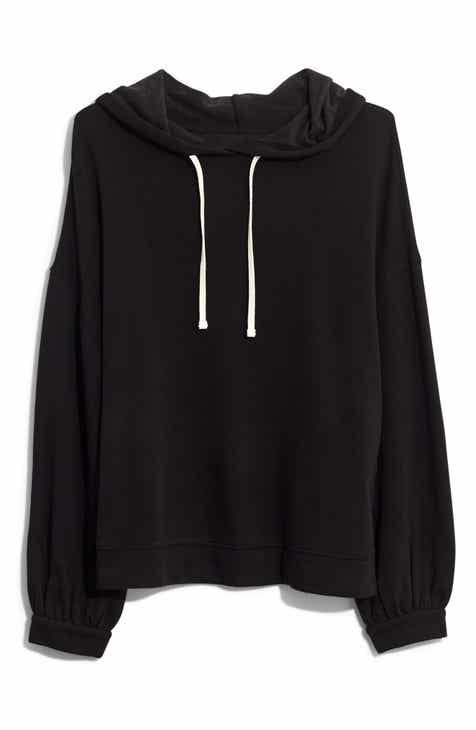 Chaser Tiny Hearts Zip Hoodie By CHASER by CHASER Design