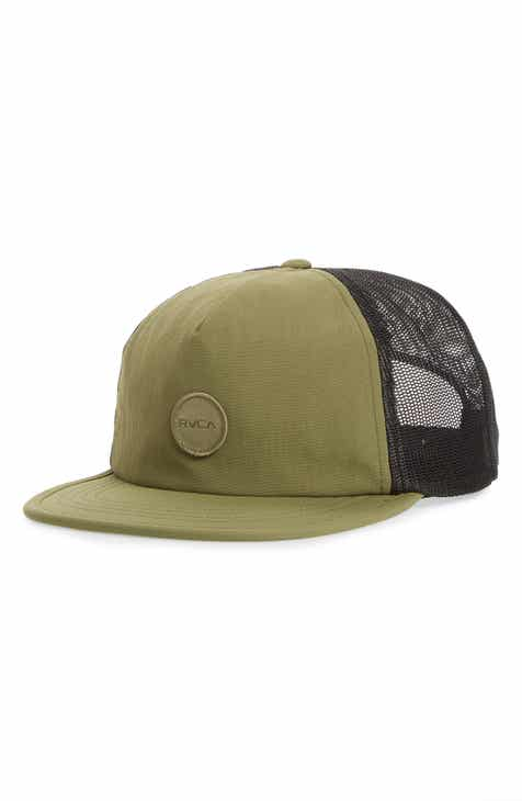 5b427cbd16b RVCA Men s Hats Clothing