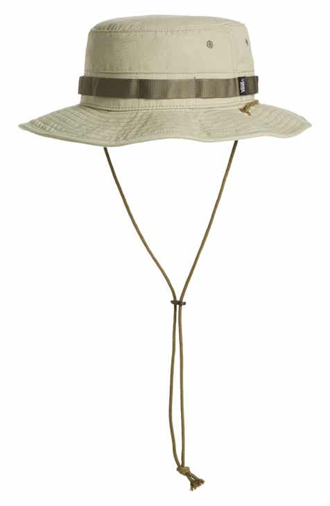 0e1ba680e3f Vans Boonie Canvas Bucket Hat