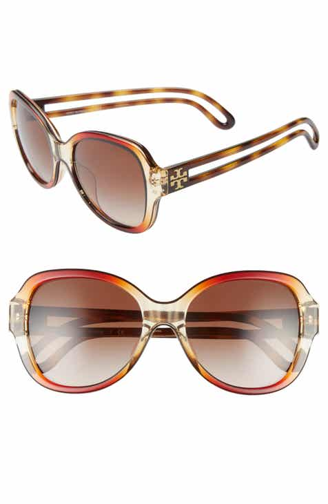 426ff65674823 Tory Burch 55mm Gradient Butterfly Sunglasses