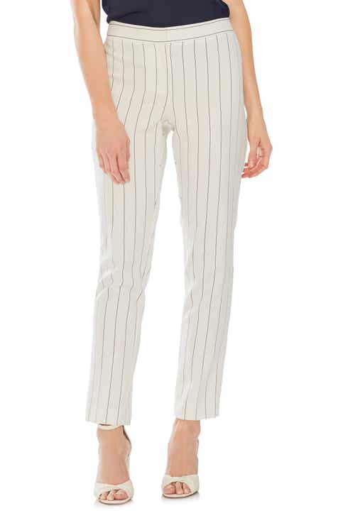 Tiger Mist Plaid High Waist Skinny Pants by TIGER MIST
