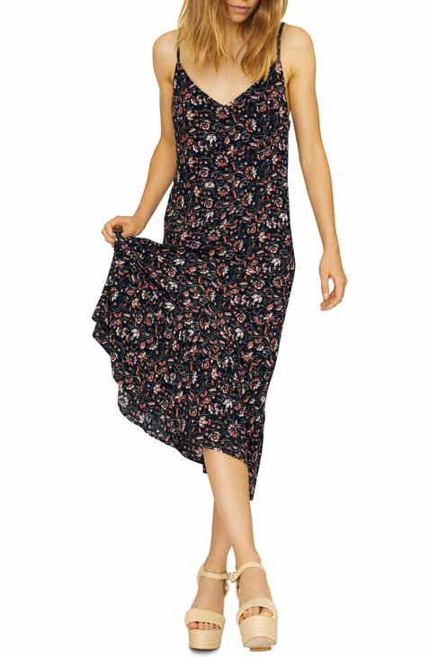 bb08132574f Sanctuary Sunfilled Tiered Midi Dress
