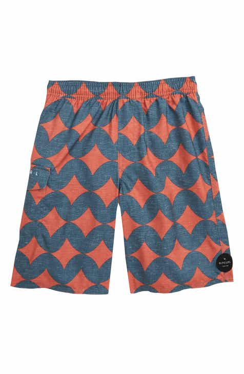 cc1e4dadcfe48a Rip Curl Visions Volley Board Shorts (Big Boys)