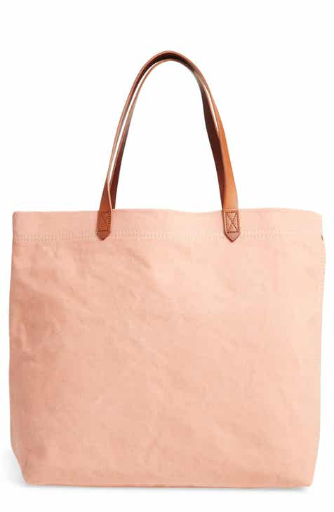 b42349dac8 Madewell Canvas Transport Tote