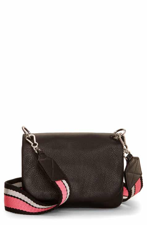 2f32f8461ee Vince Camuto Small Lake Leather Crossbody Bag