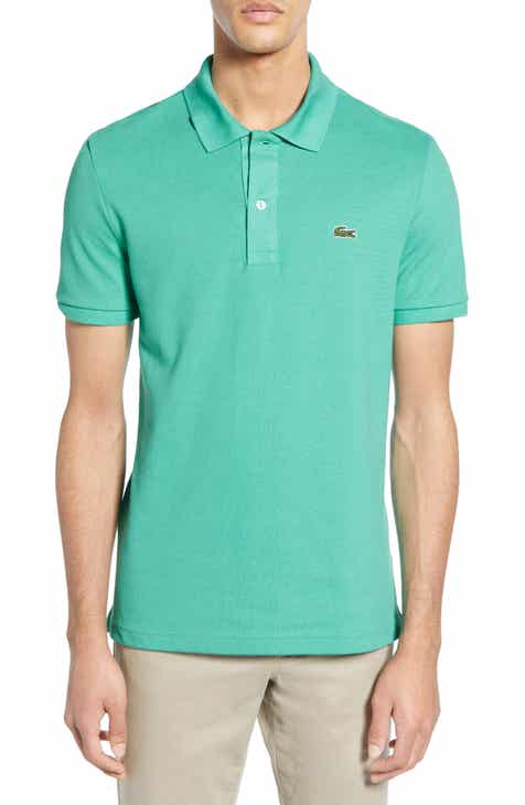 Lacoste Slim Fit Piqué Polo cdbe50f62360b