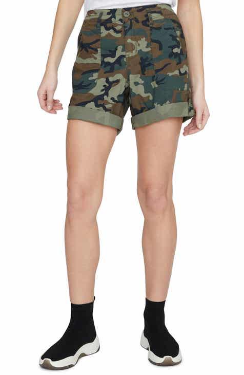 8326aac4c1 Sanctuary Pathfinder Patch Pocket Stretch Cotton Shorts