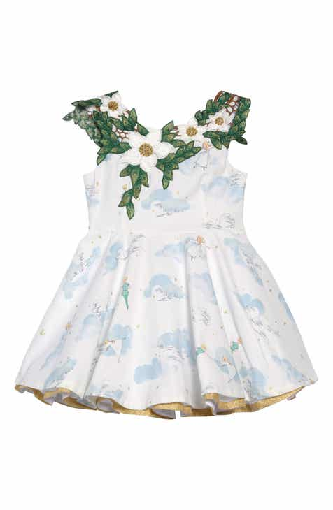 875225210a1d Girls  Fiveloaves Twofish Dresses   Rompers