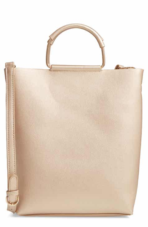 Trouvé Payton Convertible Faux Leather Tote b1f921b04091a