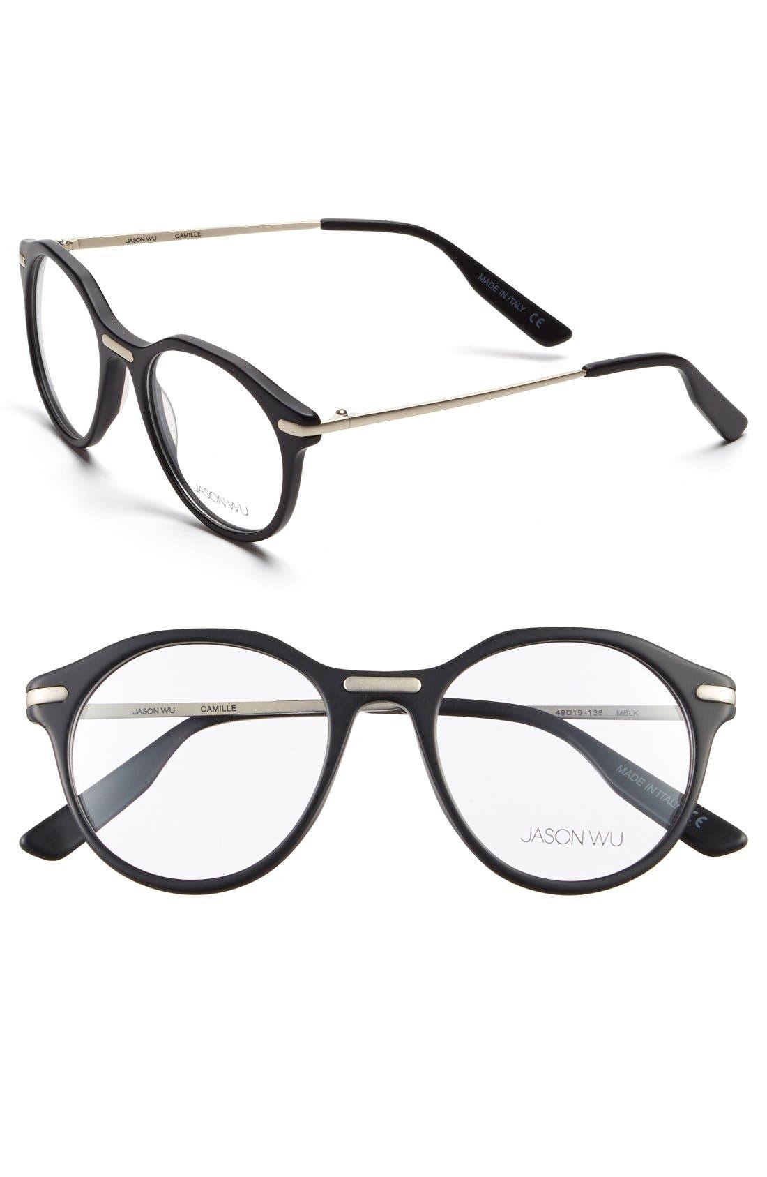 Alternate Image 1 Selected - Jason Wu 'Camille' 49mm Optical Glasses