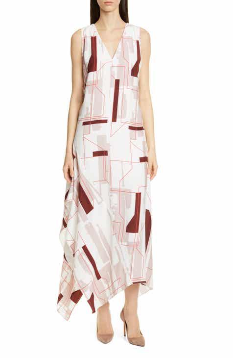 5335083e03a BOSS Dimapy Print Dress