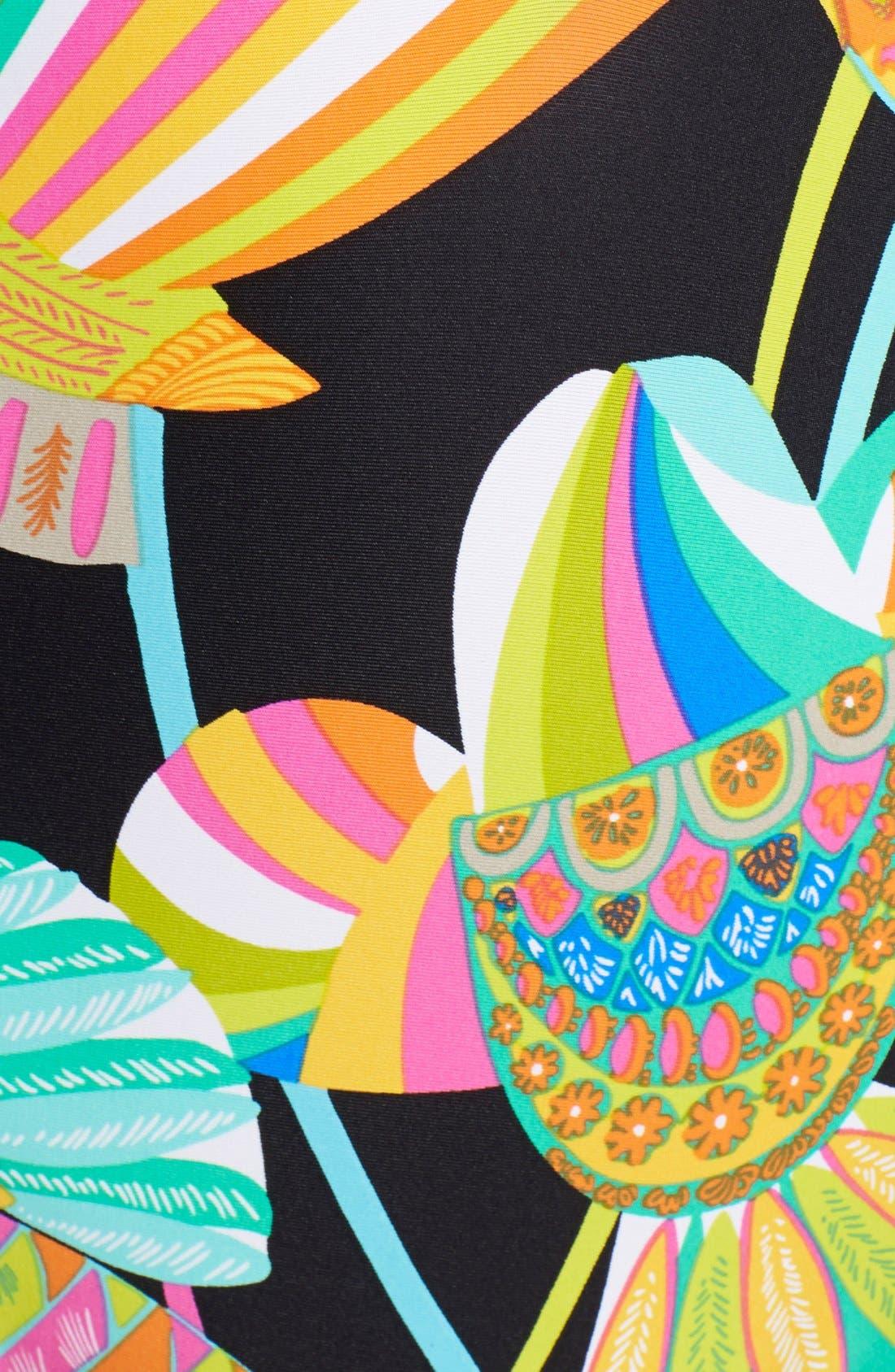 Alternate Image 3  - Trina Turk 'Tahitian Floral' One-Piece Swimsuit