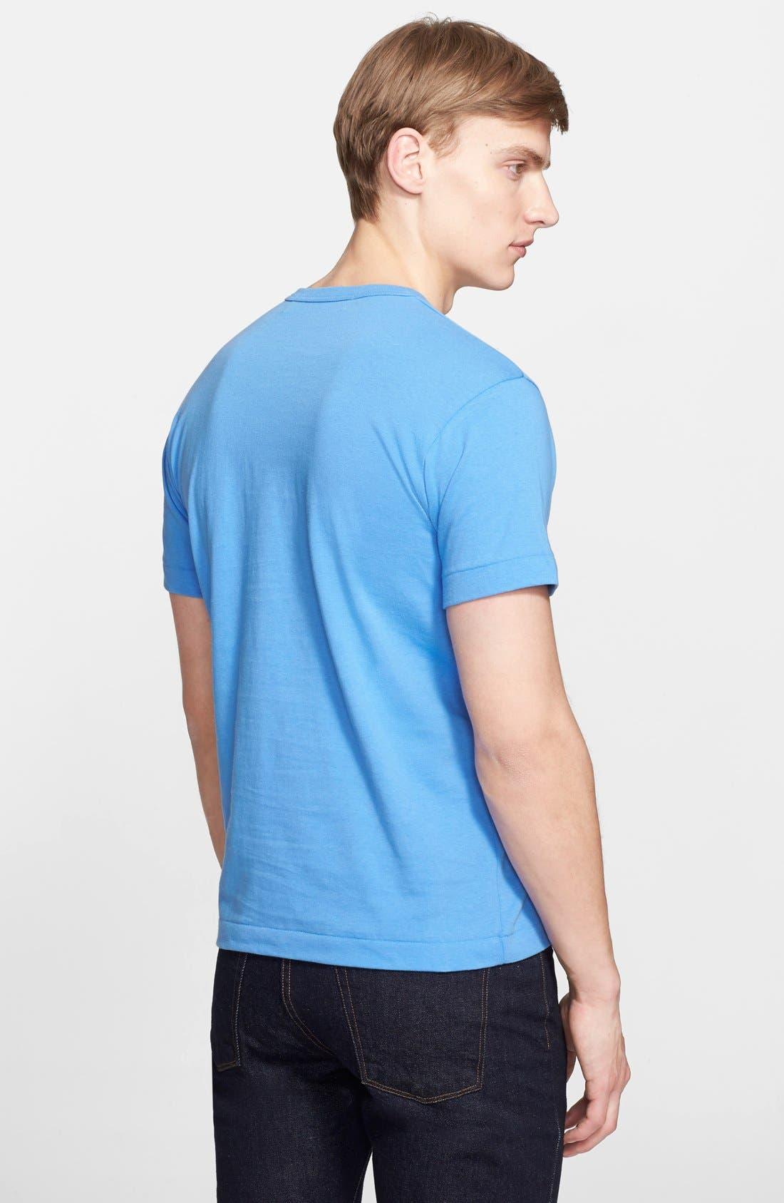 Alternate Image 2  - Comme des Garçons PLAY Cotton Jersey T-Shirt