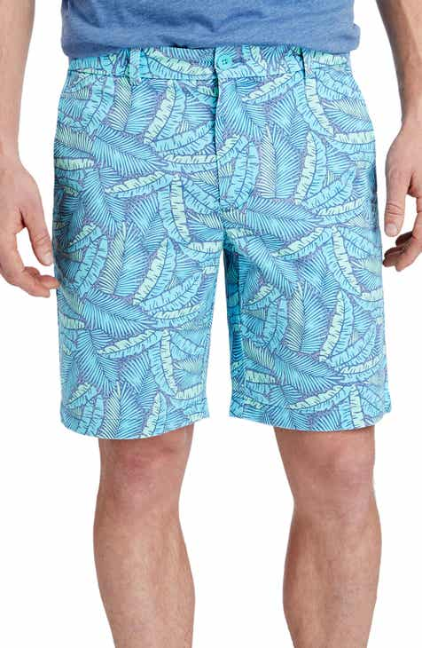 d4fb3119fdaa8 vineyard vines Island Palms Breaker Shorts