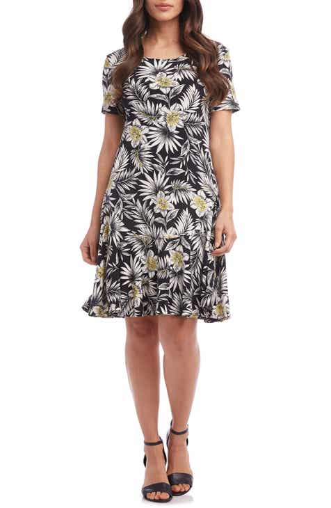 Maggy London Asymmetrical Midi Dress (Regular & Petite) by MAGGY LONDON