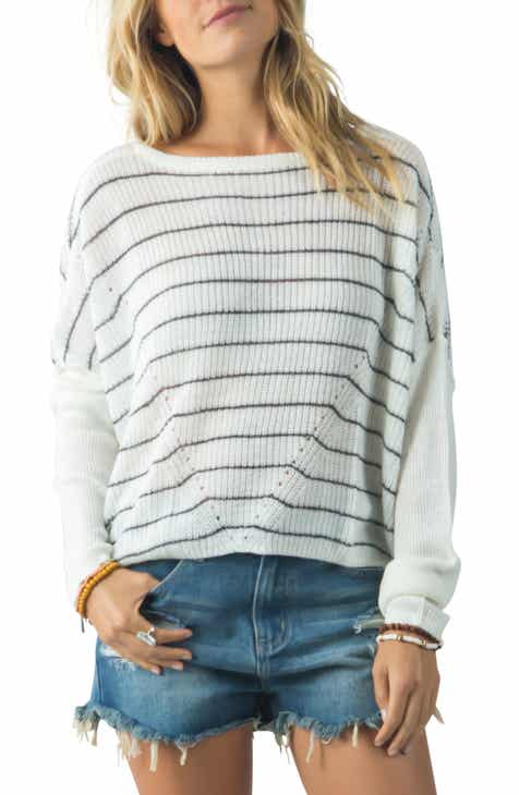 Rip Curl Sandy Shores Stripe Sweater By RIP CURL by RIP CURL Looking for