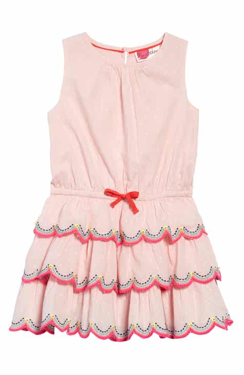 8690b75ffec Mini Boden Tiered Ruffle Dress (Toddler Girls
