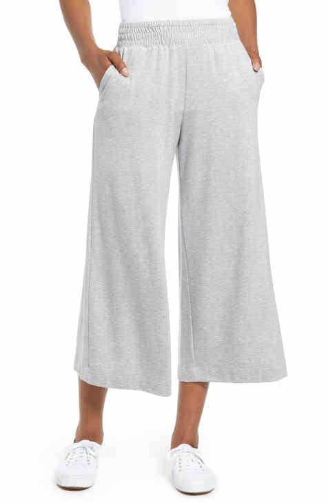 76f99f34bc64 Gibson Crop Wide Leg Pants (Regular & Petite) (Nordstrom Exclusive)