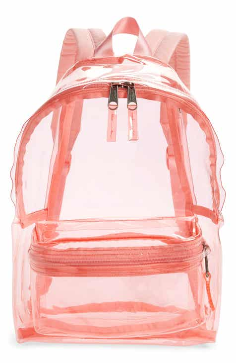 f333dd69f2e77 Eastpak Orbit Clear Backpack