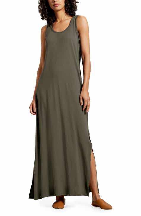 31b54ccaf4c4 Michael Stars Isabelle Cotton & Modal Maxi Dress