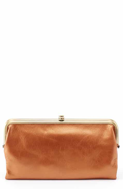a0131358912 Hobo Lauren Double Frame Clutch