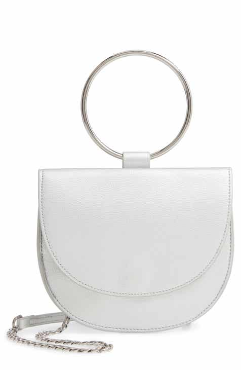 7a300272a3e Trouvé Reese Faux Leather Ring Crossbody Bag