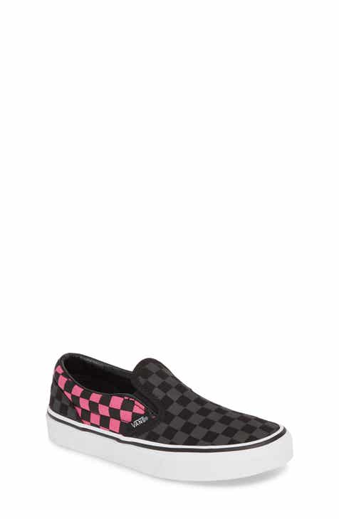 78a4617af38 Vans Classic Checker Slip-On (Toddler