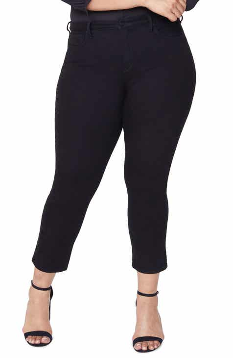 NYDJ Sheri Slim Jeans (Plus Size) by NYDJ