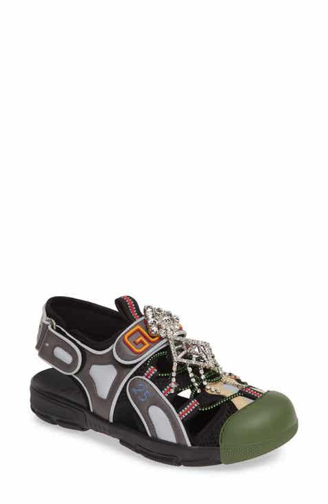 f528a13c489 Gucci Tinsel Sport Sandal (Women)