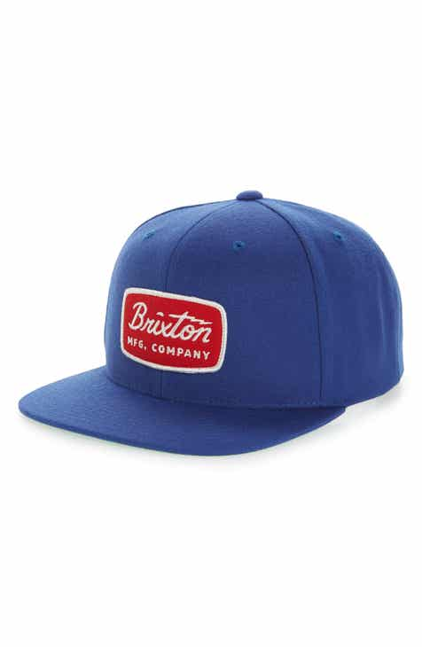 b8be6d6e Men's Brixton Snapback Caps & Hats | Nordstrom