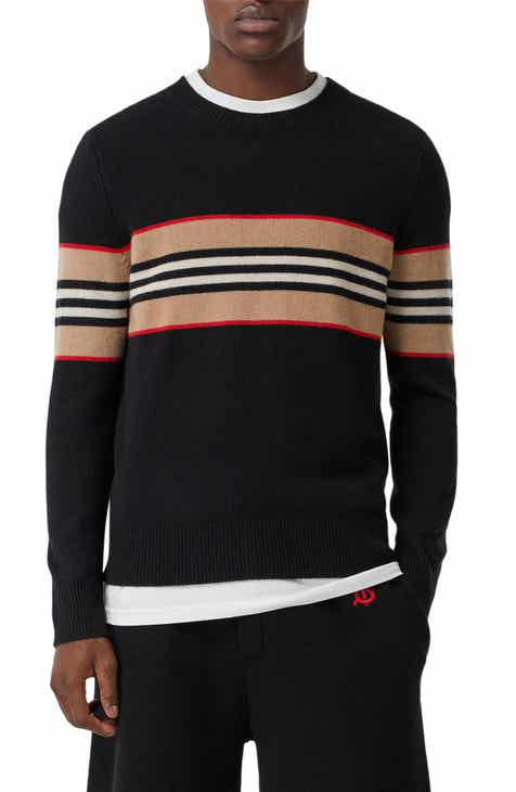 d207de5326 Burberry Icon Stripe Cashmere Sweater