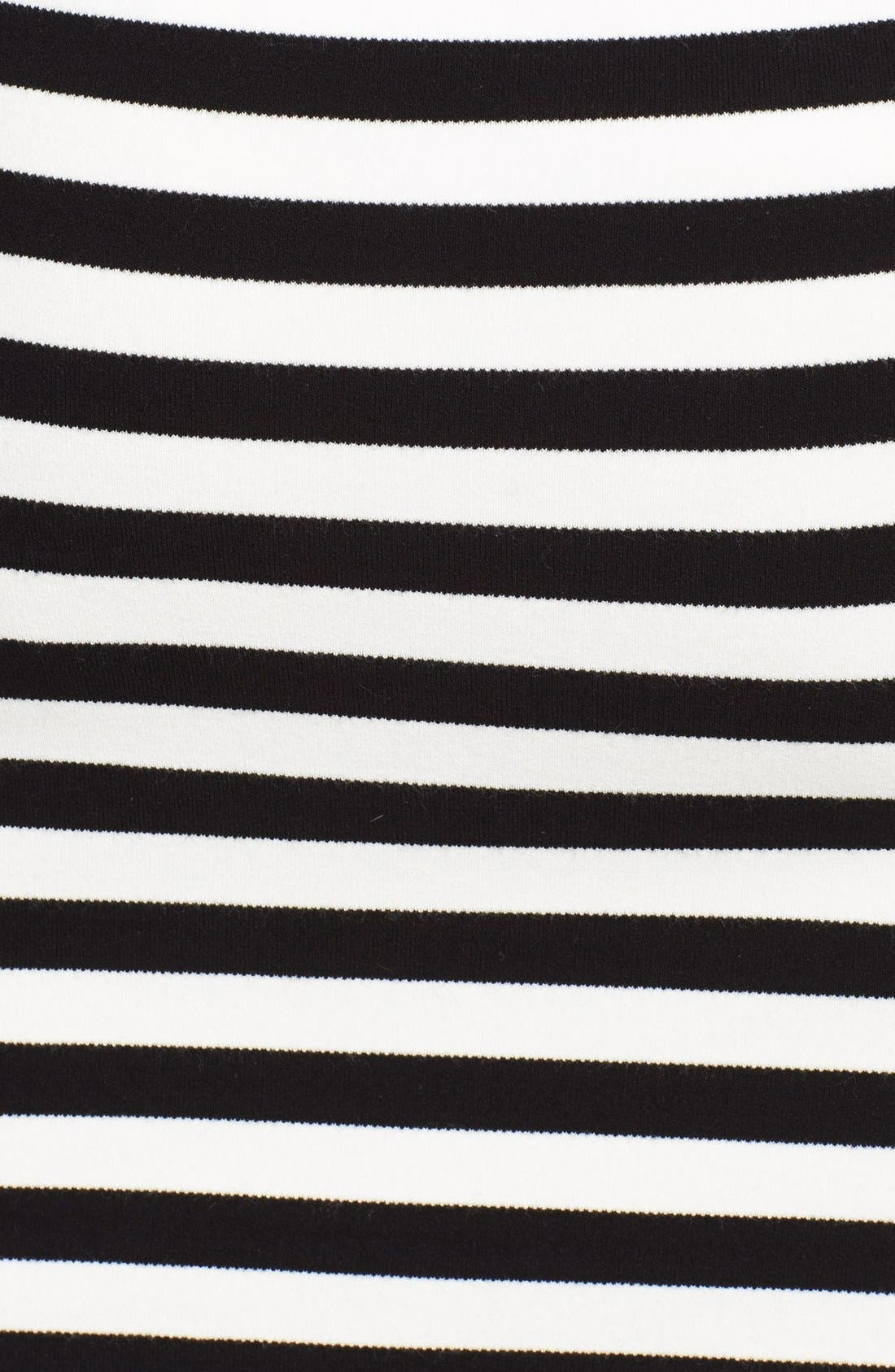 Alternate Image 3  - Michael Kors Stripe Knit Pencil Skirt