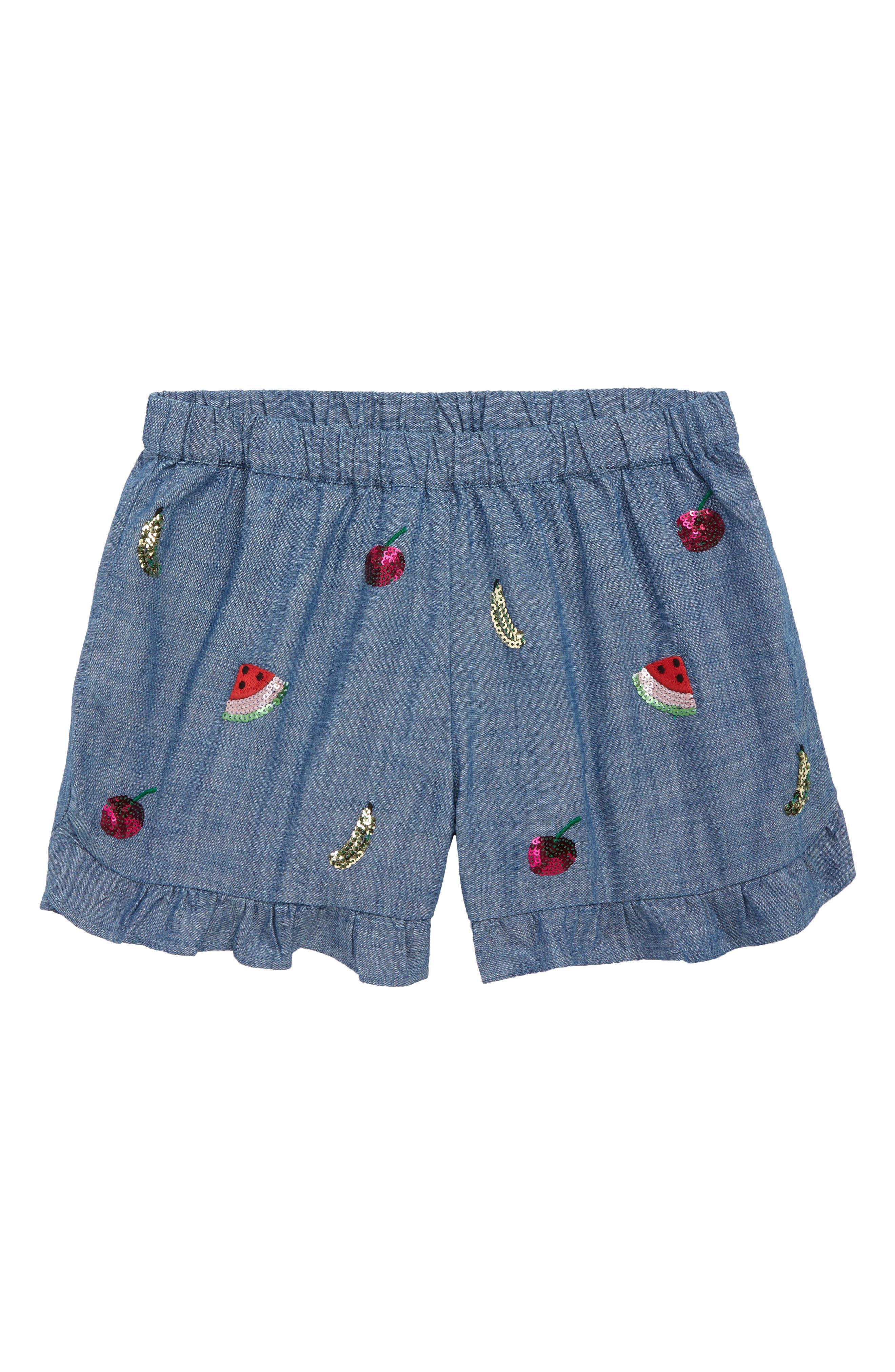 fecb3b315e Girls  Crewcuts By J.Crew Shorts 2T-6X  Jean   Velvet