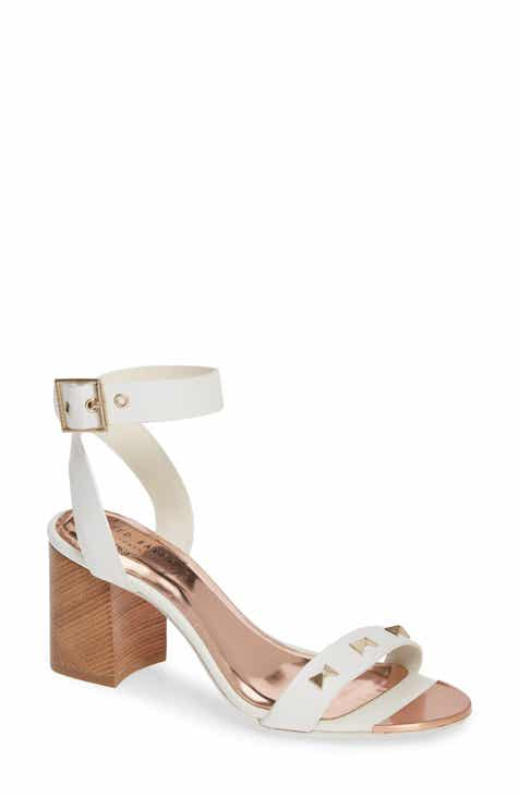 bde25ce70ebbf2 Ted Baker London Biah Ankle Strap Sandal (Women)