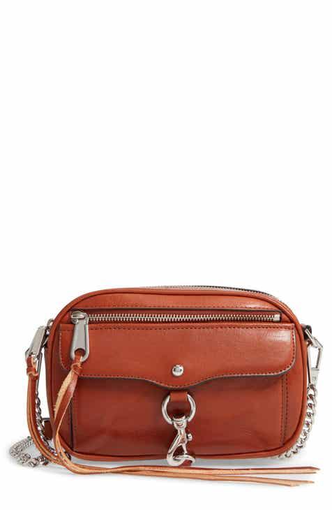 acd9f0bcf1a Rebecca Minkoff Blythe Leather Crossbody Bag