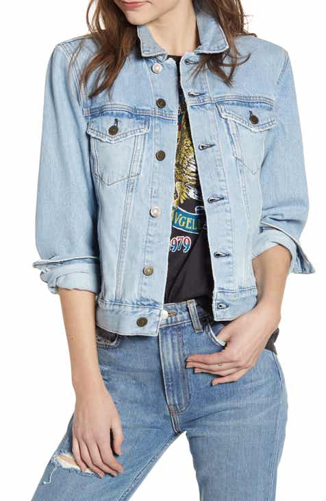 Reformation Denim Jacket