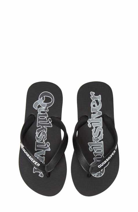 301bf42fa0 Boys' Quiksilver Sandals: Flip-Flop, Waterproof, Leather & More ...