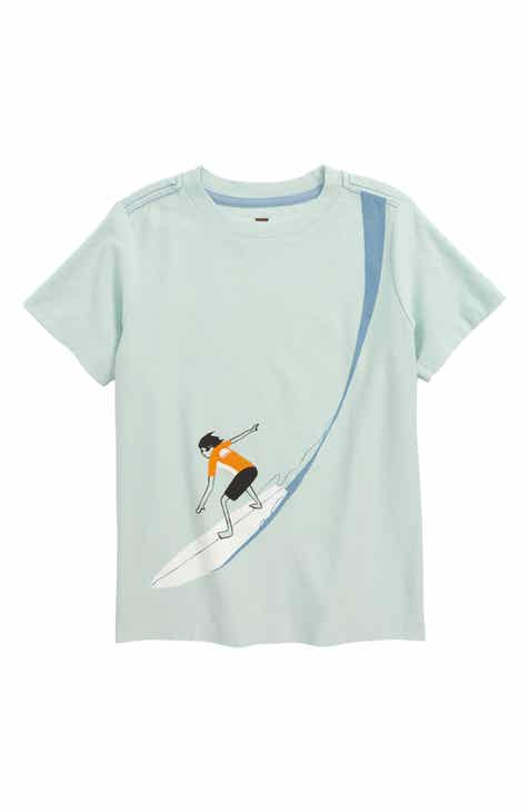 b59d7cccf2d54 Tea Collection Go Big Graphic T-Shirt (Toddler Boys   Little Boys)