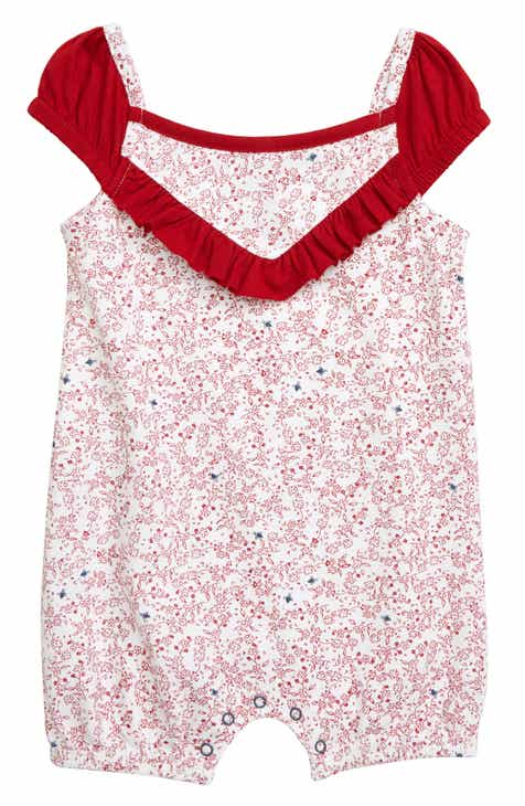 17013bed7 Baby Girls' Burt's Bees Baby Clothing: Dresses, Bodysuits & Footies ...